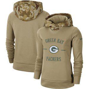 Women's Green Bay Packers Pullover Hoodie